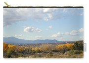 New Mexico Series - Autumn Landscape Carry-all Pouch