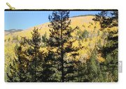 New Mexico Series - Autumn On The Mountain II Carry-all Pouch