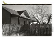 New Mexico Series - Fenced In House Carry-all Pouch