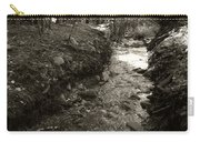 New Mexico Series - Late Winter Streambed Carry-all Pouch