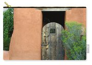 New Mexico Series - Santa Fe Doorway Carry-all Pouch