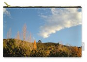 New Mexico Series - Santa Fe Landscape Autumn Carry-all Pouch