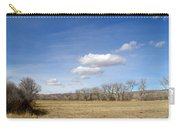 New Mexico Series - The Long View Carry-all Pouch