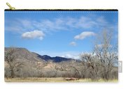 New Mexico Series - Winter Desert Beauty Carry-all Pouch