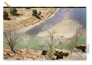 New Mexico Series A River View Carry-all Pouch