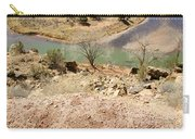 New Mexico Series Turn Of The River Carry-all Pouch