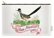 New Mexico State Bird The Greater Roadrunner Carry-all Pouch