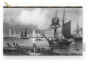 New Orleans, 1847 Carry-all Pouch