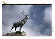 New Orleans Stag Statue Carry-all Pouch