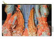 New Orleans Swan Fountain Carry-all Pouch