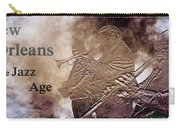 New Orleans The Jazz Age Carry-all Pouch