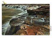 New River Waterfall Carry-all Pouch