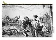 New World: El Dorado, 1727 Carry-all Pouch