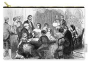 New Years Party, 1857 Carry-all Pouch