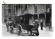 New York: Ambulance, 1895 Carry-all Pouch
