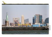 New York And The Barge Carry-all Pouch