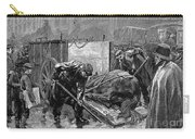New York: Aspca, 1888 Carry-all Pouch
