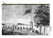 New York: Battery, 1793 Carry-all Pouch