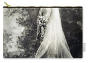 New York: Bride, 1920 Carry-all Pouch