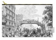 New York: Broadway, 1852 Carry-all Pouch
