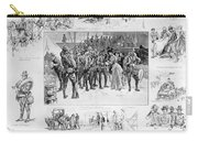 New York: Camp Wikoff, 1898 Carry-all Pouch