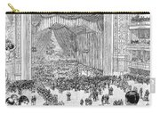 New York Charity Ball, 1884 Carry-all Pouch