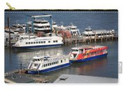 New York City Sightseeing Boats Carry-all Pouch