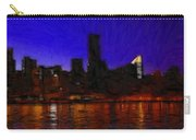 New York Colors Carry-all Pouch