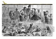 New York: Dog Pound, 1866 Carry-all Pouch