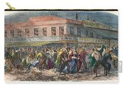 New York: Draft Riots 1863 Carry-all Pouch