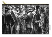 New York: Election, 1876 Carry-all Pouch