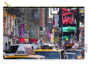 New York Gridlock Carry-all Pouch