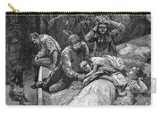 New York: Heat Wave, 1883 Carry-all Pouch