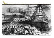 New York: Immigrants, 1854 Carry-all Pouch