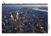 New York Lights Carry-all Pouch