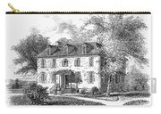 New York Mansion, 1748 Carry-all Pouch