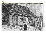 New York: Shanty, 1875 Carry-all Pouch