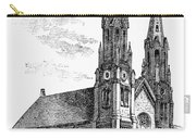 New York: St. Georges Carry-all Pouch