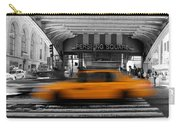 New York Taxi 1 Carry-all Pouch