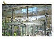 New York Times Reflection Carry-all Pouch
