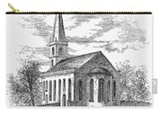 New York: Trinity Church Carry-all Pouch