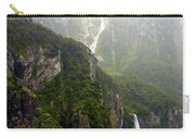 New Zealand's Milford Sound Carry-all Pouch