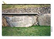 Newgrange Runes Carry-all Pouch