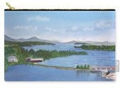 Newport Vermont Aerial Carry-all Pouch