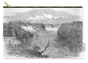 Niagara Falls, 1849 Carry-all Pouch