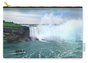 Niagara Falls And The Bubbles Carry-all Pouch