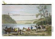 Niagara Falls Bridge Carry-all Pouch