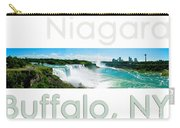 Niagara Falls Day Panorama Carry-all Pouch