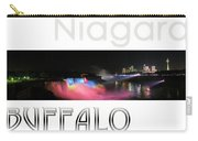 Niagara Falls Postcard Carry-all Pouch