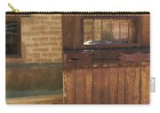 Nice Old Door Carry-all Pouch